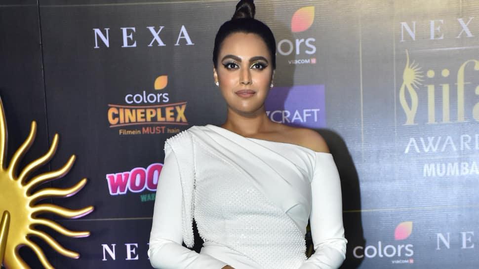 Swara Bhasker's 'heel moment' at IIFA 2019 goes viral, actress's response is hilarious—See inside