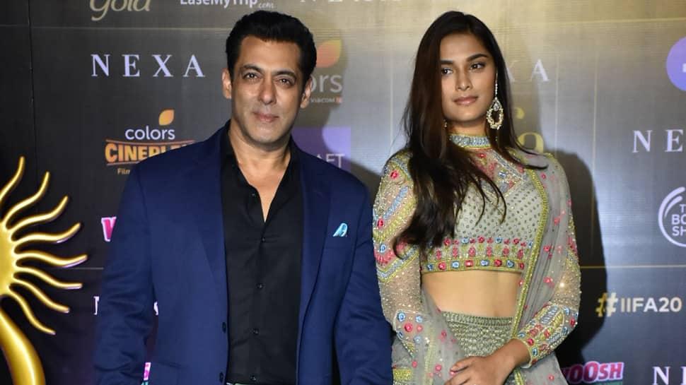 Salman Khan: Saiee has done a really good job in 'Dabangg 3'