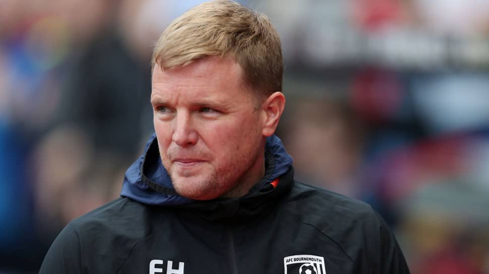 Bournemouth 'desperate' for first English Premier League win at Saints: Eddie Howe