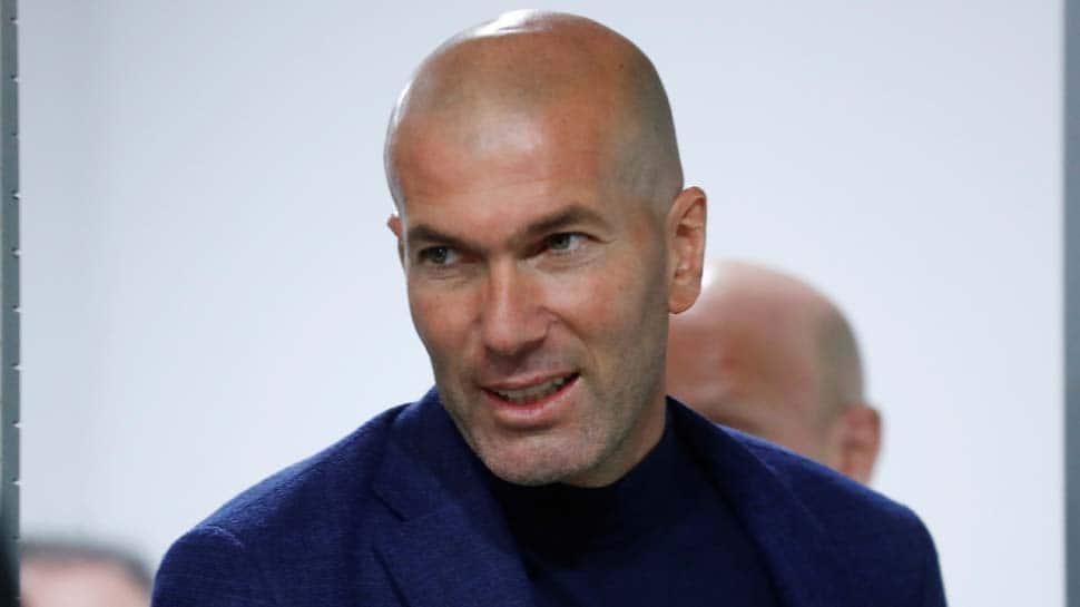 Zinedine Zidane looking vulnerable as Real Madrid face Julen Lopetegui reunion