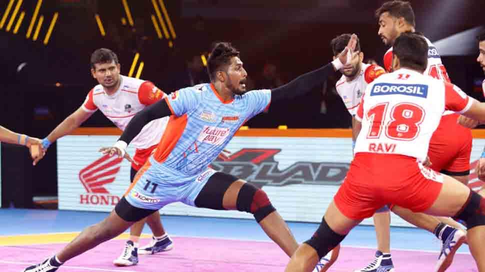 PKL 7: Maninder Singh shines in Bengal Warriors' win