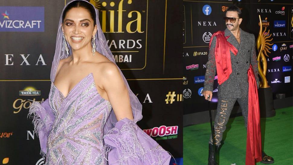Deepika Padukone shares a hilarious meme on Ranveer Singh's IIFA 2019 look—See inside