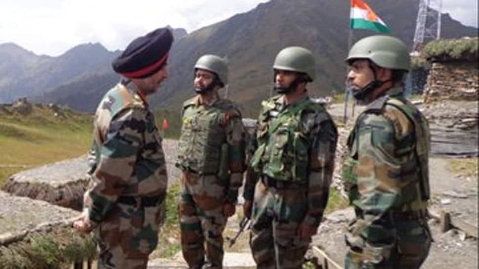 Lt Gen Ranbir Singh visits Srinagar to review security situation in Jammu and Kashmir