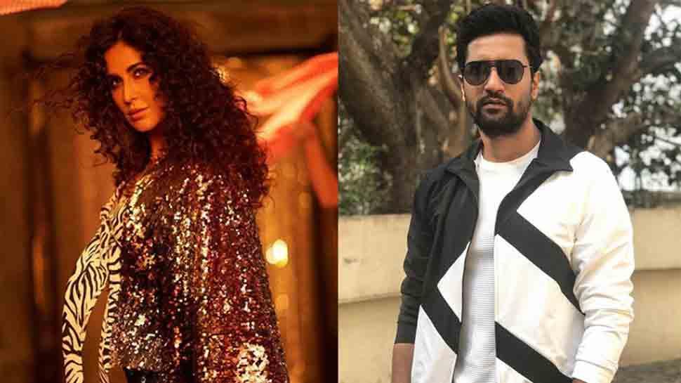 Vicky Kaushal reacts to link-up rumours with Katrina Kaif