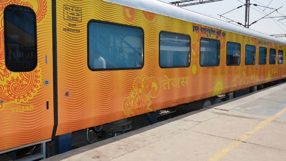 Booking for new Tejas Express train starts, fare for Delhi-Lucknow route stands at Rs 1,280