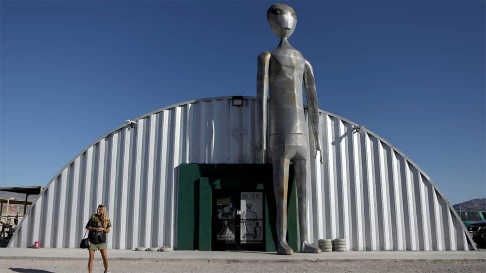 UFO enthusiasts pour into Nevada to raid Area 51, 3 arrested so far