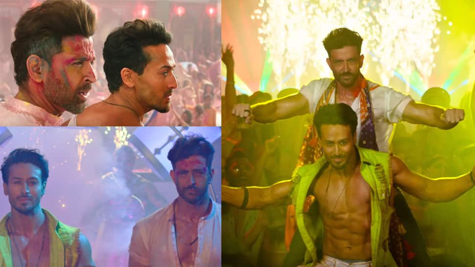 Jai Jai Shivshankar: Hrithik Roshan- Tiger Shroff's song from 'War' is the dance anthem you've been waiting for—Watch