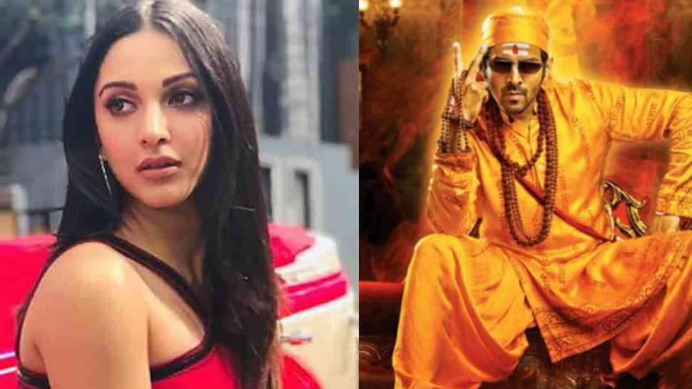 Confirmed! Kiara Advani to play female lead in Kartik Aaryan's 'Bhool Bhulaiyaa' 2