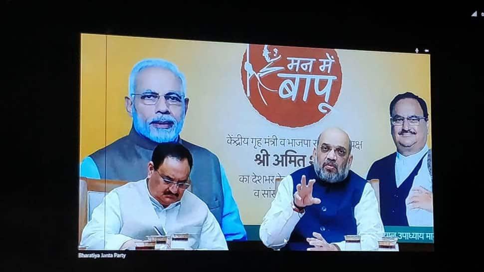 Mann Me Bapu: BJP makes extensive plans for Mahatma Gandhi's 150th birth anniversary celebrations