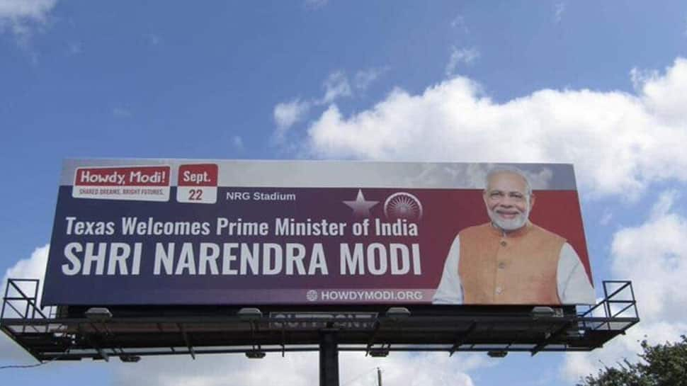 'Howdy, Modi' event Live Streaming: Here's how to watch PM Modi, Donald Trump's address to the Indian diaspora