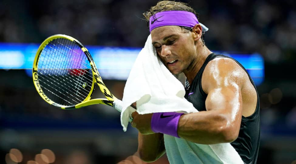 Rafael Nadal pulls out of final two Laver Cup matches with wrist injury