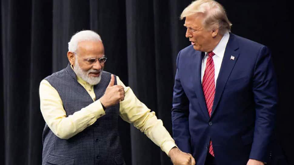 India-US bonhomie at Howdy, Modi; PM Narendra Modi, Donald Trump share common vision, warn common enemy