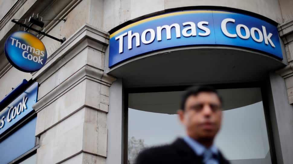 World's oldest travel firm Thomas Cook collapses, stranding hundreds of thousands