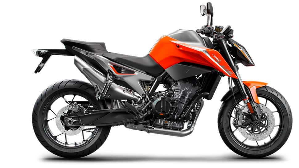 KTM 790 Duke 799 cc bike launched in India at Rs 8.63 lakh