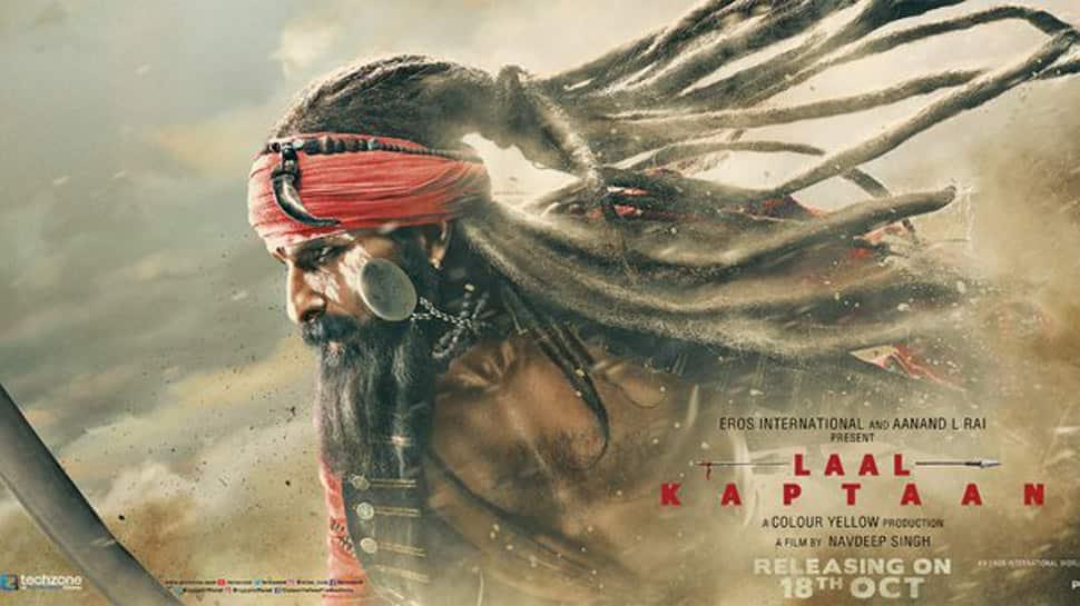 Saif Ali Khan's new look from Laal Kaptaan unveiled- See inside
