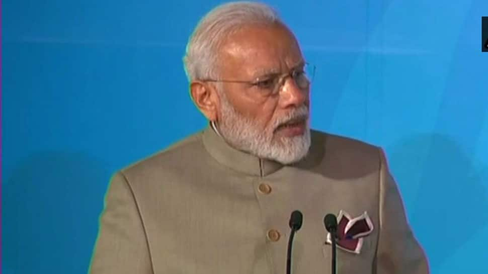 PM Modi asks UN member states to join coalition for disaster resilient infrastructure
