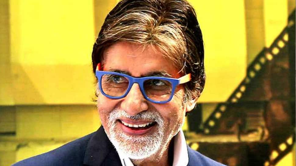 Amitabh Bachchan to be conferred with Dadasaheb Phalke Award
