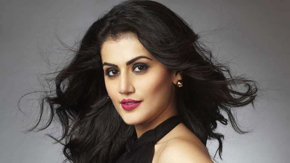 Taapsee Pannu lashes out at Rangoli Chandel for her comment on Saand Ki Aankh