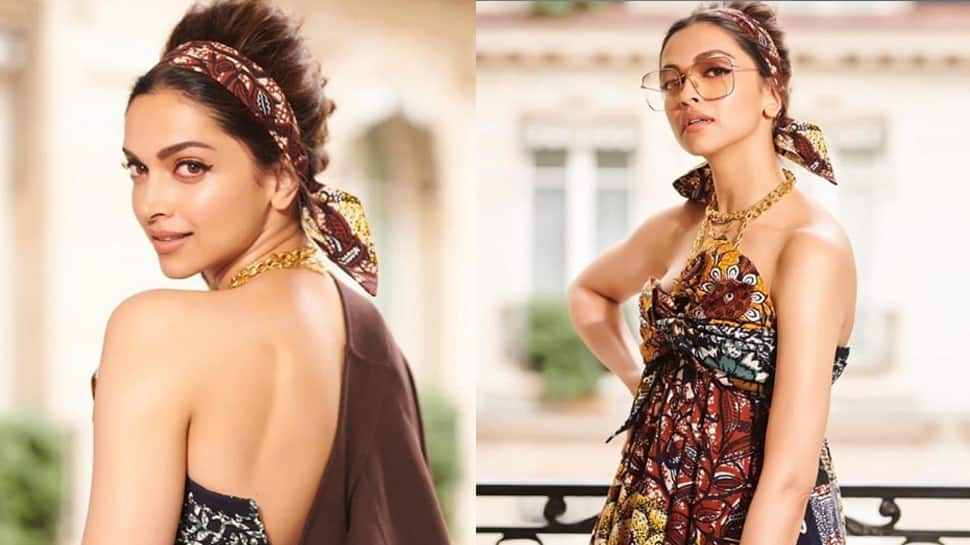 Deepika Padukone's classic vintage look in these latest pics is drool-worthy!