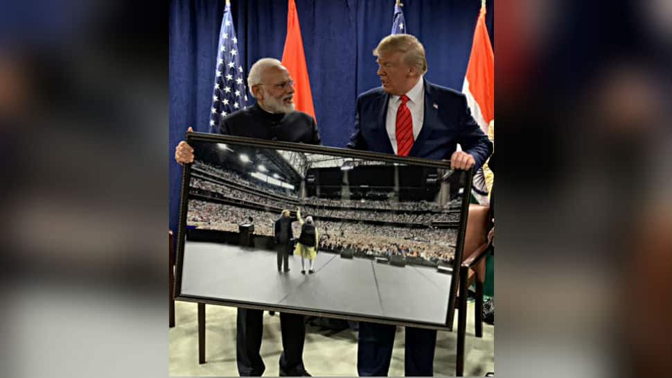 Donald Trump in awe of PM Modi after Howdy, Modi! event, compares him to Elvis Presley