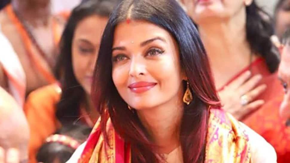 Aishwarya Rai Bachchan to play double role in Mani Ratnam's 'Ponniyin Selvan'?