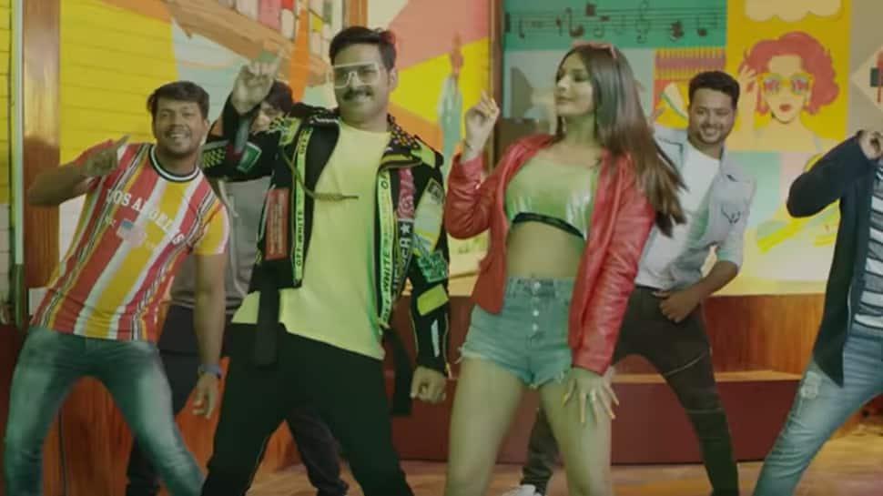Pawan Singh's latest Bhojpuri song 'Hamaar Wala Dance' goes viral on internet—Watch