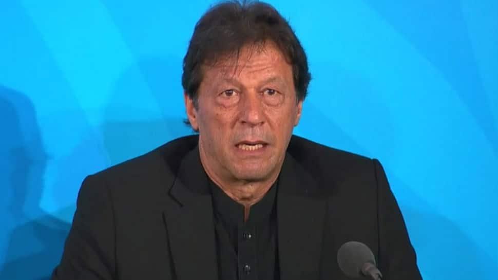 Major embarrassment for Congress as Pakistan PM Imran Khan quotes party on Kashmir