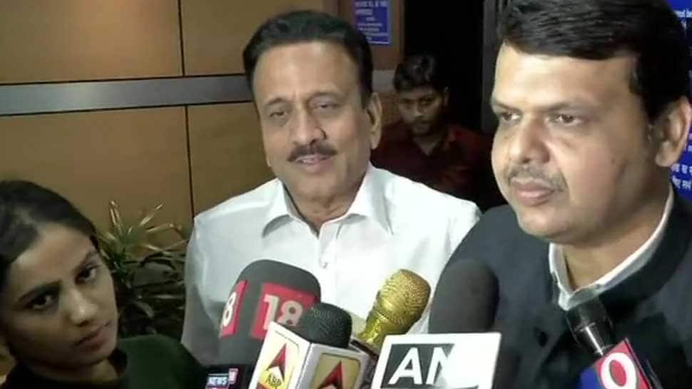 Fadnavis confirms BJP, Shiv Sena alliance for Maharashtra, says no vendetta in MSCB scam probe