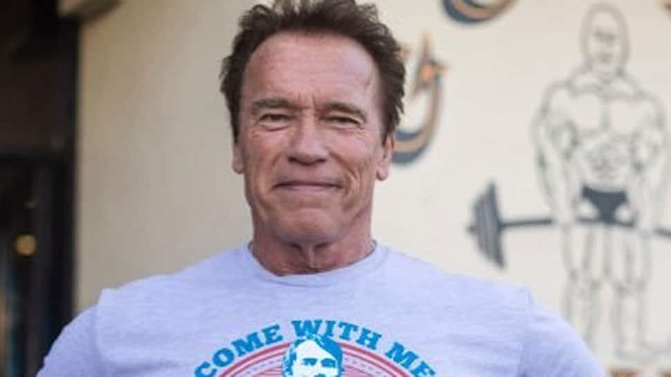 Arnold Schwarzenegger on revisiting 'Terminator' legacy