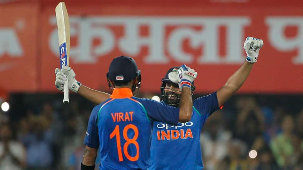 Rohit Sharma moves up to 8th, Virat Kohli, Shikhar Dhawan inch closer to top 10 in T20I rankings - Full list