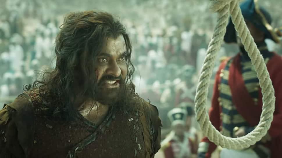 Sye Raa Narasimha Reddy Hindi trailer 2: Chiranjeevi leads the pack in a massive battlefield—Watch