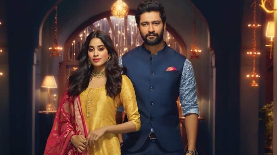 Vicky Kaushal, Janhvi Kapoor turn brand ambassadors for Reliance Trends