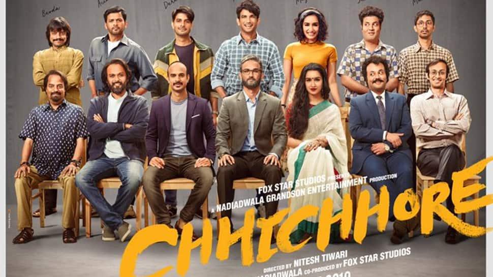 'Chhichhore' becomes Sushant Singh Rajput's highest grosser