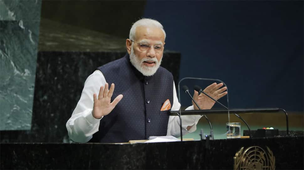 Terrorism greatest threat to humanity and biggest global challenge: PM Modi