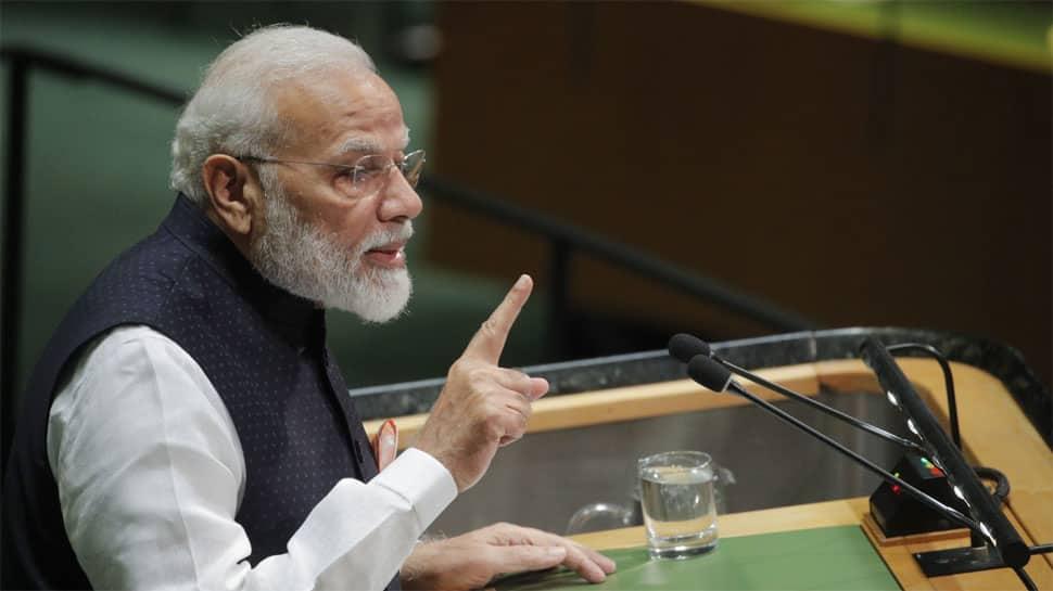 India gave the world 'Buddha', not 'Yudh': PM Narendra Modi tells UNGA