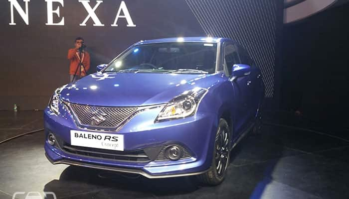 Maruti Suzuki reduces Baleno RS prices by Rs 1 lakh