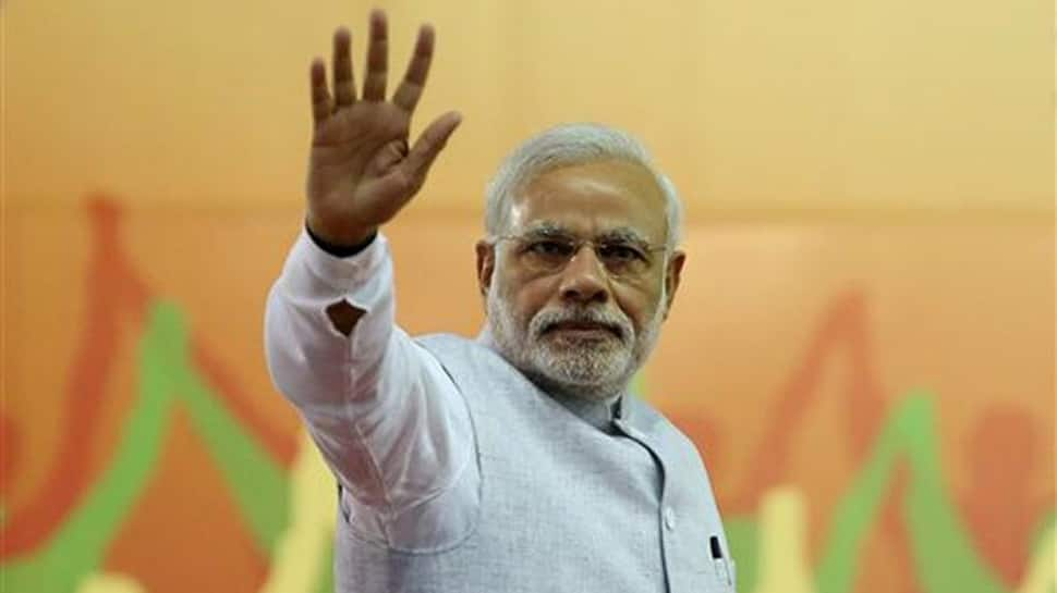 Assembly by-election results: PM Narendra Modi thanks Badharghat, Hamirpur for voting for BJP