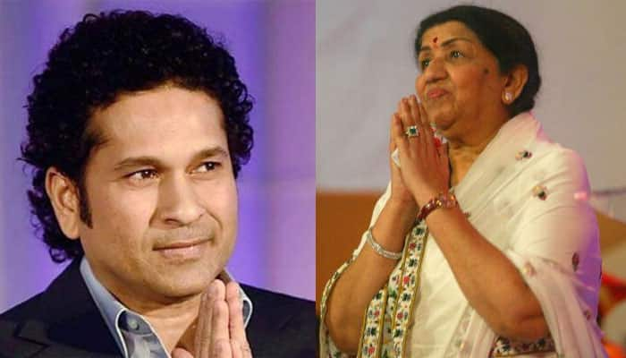 Sachin Tendulkar extends wishes to Lata Mangeshkar on her 90th birthday--See Video