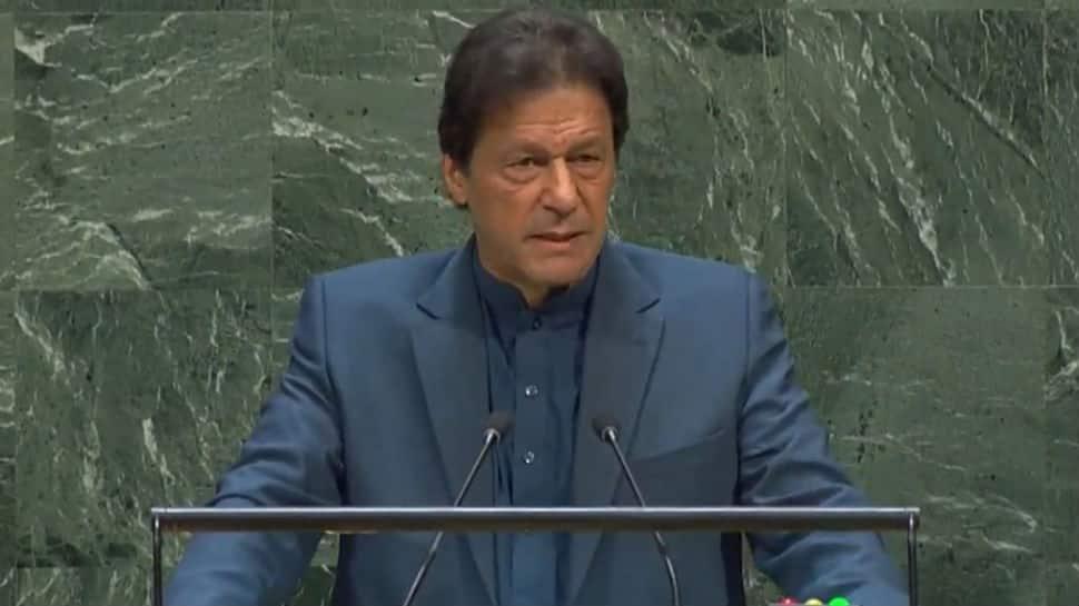 Pakistan PM Imran Khan returns to New York after plane develops technical fault