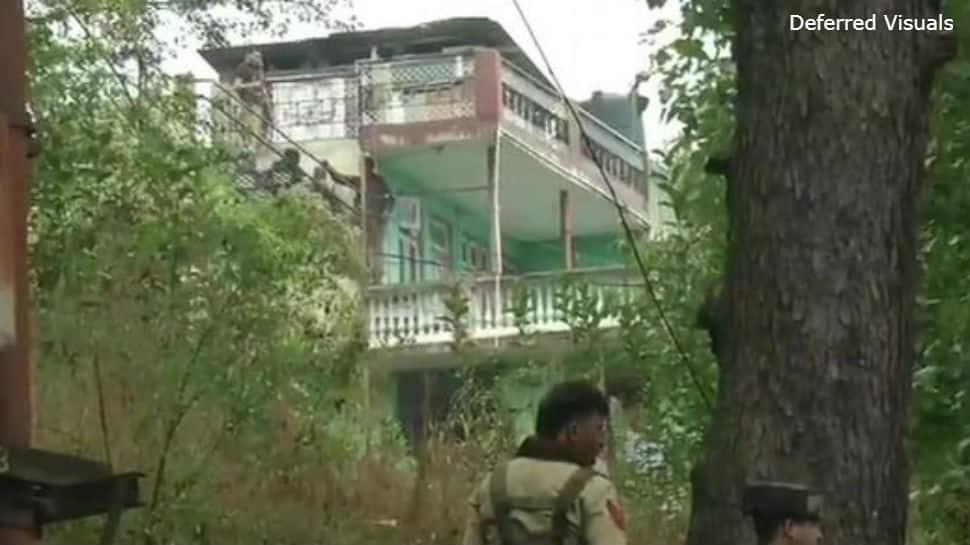 Elderly man taken hostage by terrorists in J&K's Batote, firing underway