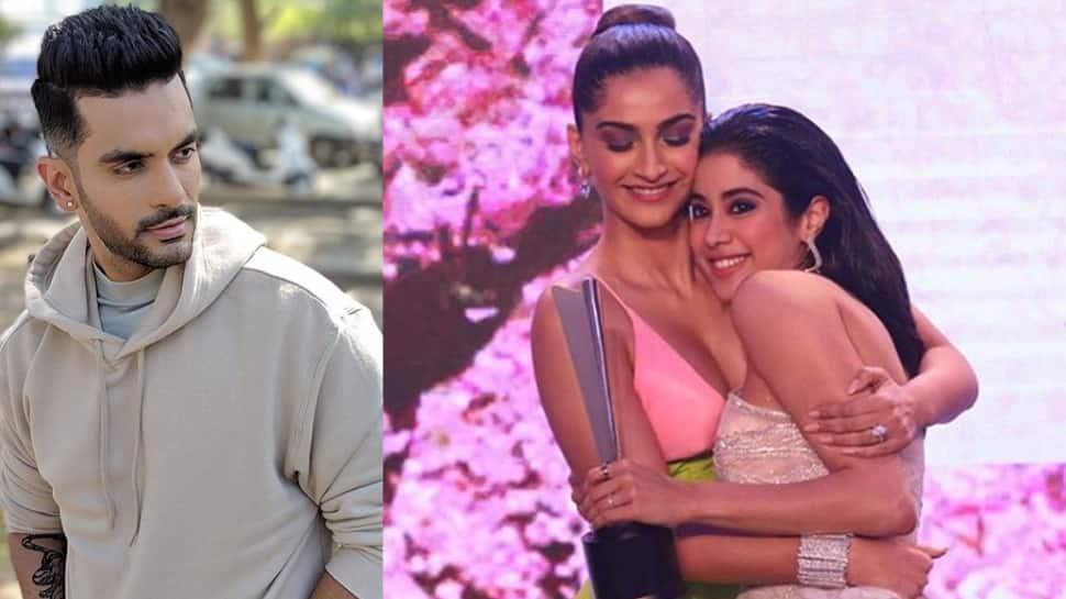 Janhvi Kapoor and Sonam Kapoor are poles apart as individuals: Angad Bedi