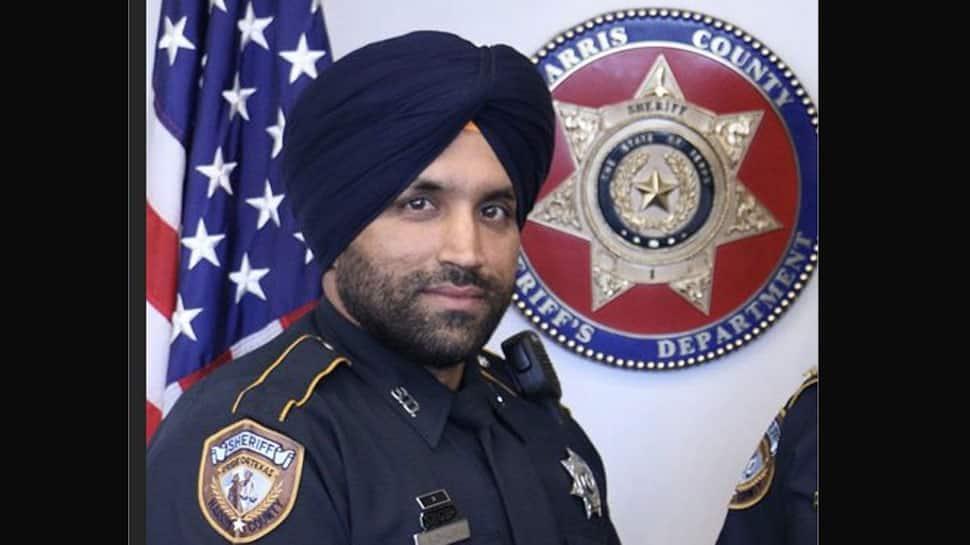 Indian-American Sikh police officer Sandeep Singh Dhaliwal shot dead in US, MEA condemns killing