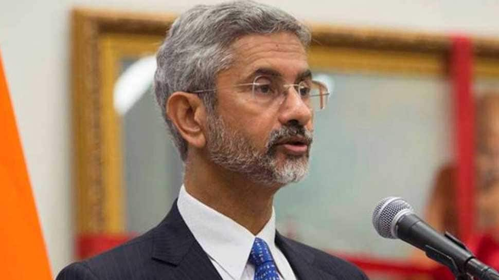 EAM S Jaishankar begins his Washington visit, to meet Mike Pompeo