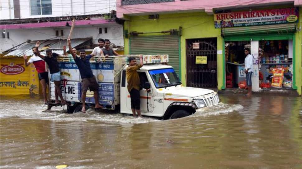 Heavy rains disrupt normal life in Bihar, red alert issued in 15 districts