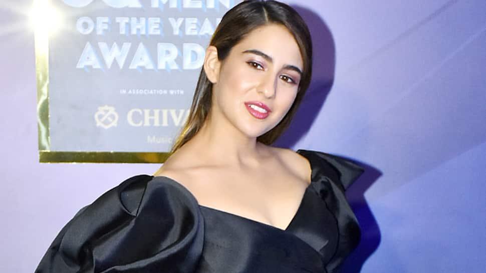 Sara Ali Khan slays in a little black dress at GQ Awards 2019—Pics