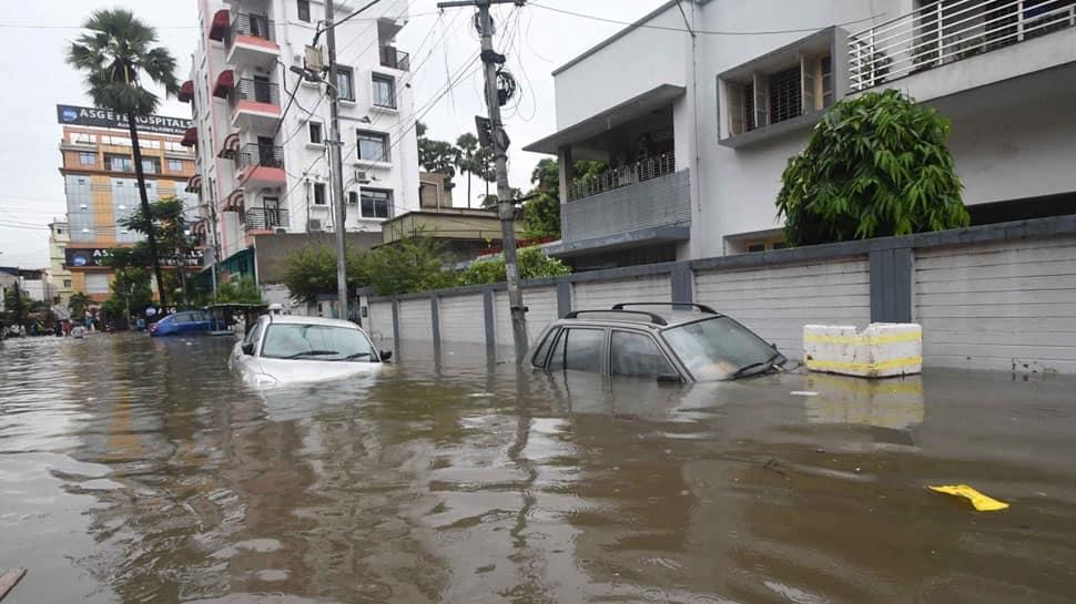Bihar seeks Centre's help as floods situation worsens; 24 dead, schools closed in Patna till October 1