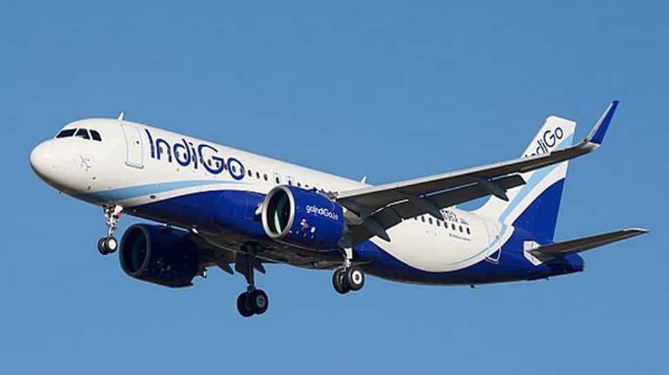 Delhi-bound IndiGo flight makes emergency landing at Goa airport after engine catches fire