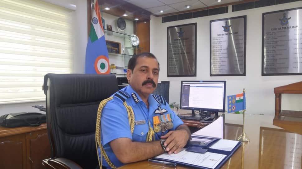 Air Chief Marshal Rakesh Kumar Singh Bhadauria takes over as Indian Air Force chief, ACM Birender Singh Dhanoa retires