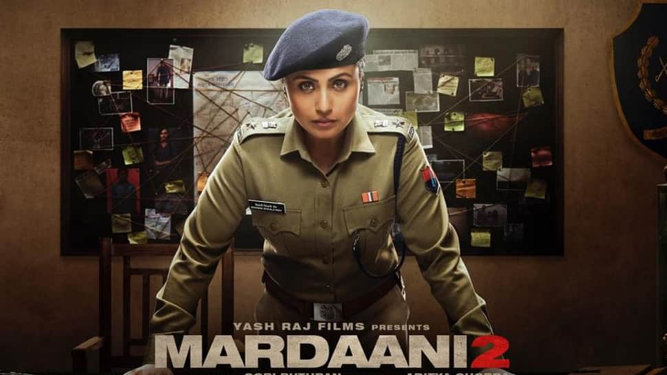 Rani Mukerji impresses as a tough cop in Mardaani 2 teaser- Watch