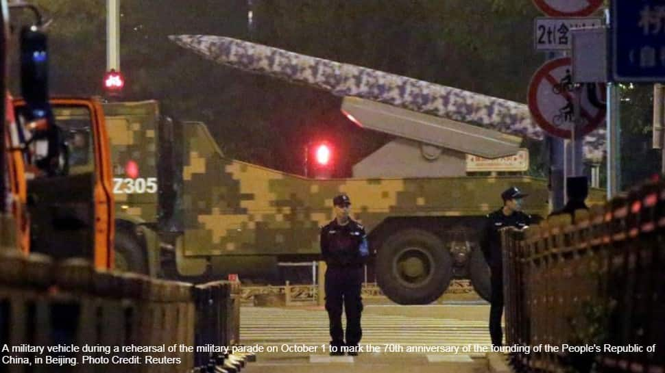 China to unveil 'carrier killer' Dongfeng-21D missile, stealth drones during military parade